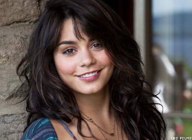 Vanessa Hudgens: Punching Beauty