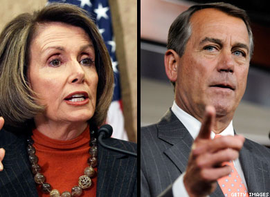 Pelosi to Boehner: How Much Will DOMA Defense Cost?