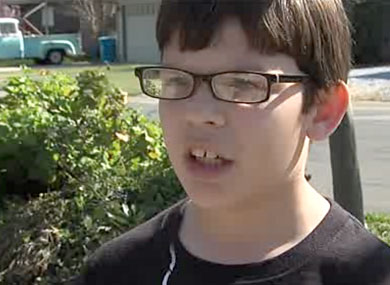 Bullied Fifth-Grader Arrested for Wishing for Gun