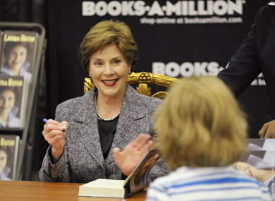 Laura Bush Supports Marriage Equality