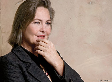 The Thespian Cherry Jones