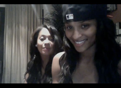 Ciara and Lala It Gets BetterVideo