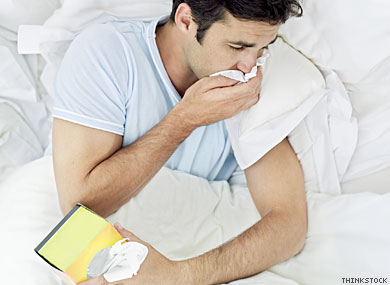 Want to Avoid Catching a Cold? Get More Sleep