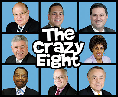 The Crazy Eight