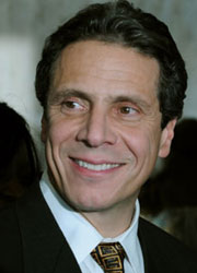 """Cuomo Will Make Gay Marriage a """"Priority"""""""