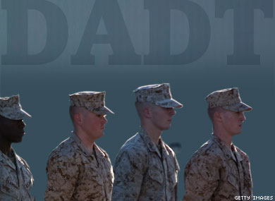 DOJ Expected to Appeal DADT Ruling