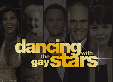 Dancing With the Gay Stars Cast Revealed