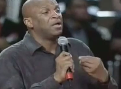 Donnie McClurkin Picks On Gay Youths