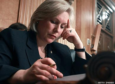 Gillibrand's N.Y. Marriage Fight