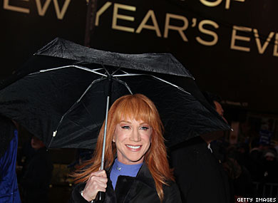 Kathy Griffin Going After Willow Palin