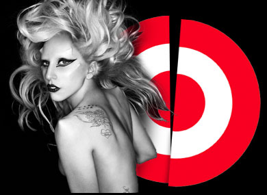 Gaga Dissolves Deal With Target