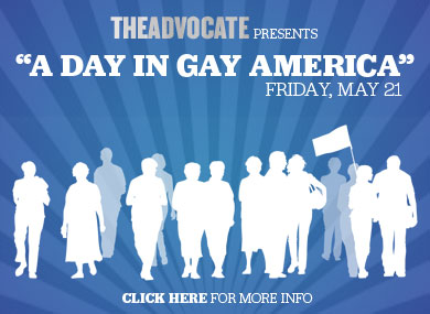 A Day in Gay America (Starring You!)