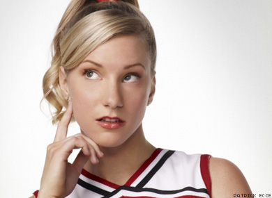 Heather Morris: It's Brittany, Gleeks!