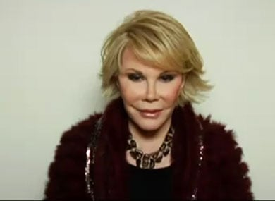 Joan Rivers for N.Y. Marriage Equality