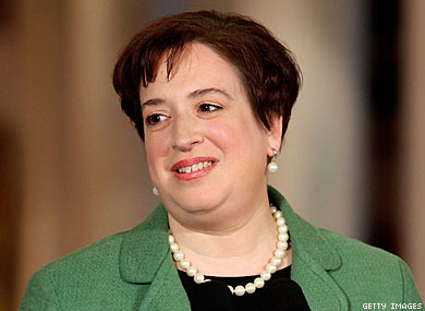 Would a Justice Kagan Sidestep Gay Issues?