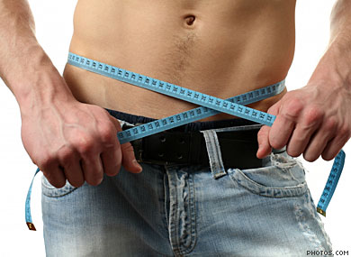 Keeping Track of Your Body Shape