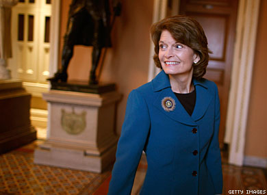 Murkowski: Repeal DADT with Caveat
