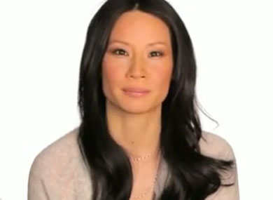 Lucy Liu for N.Y. Marriage Equality