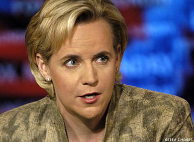 Is Mary Cheney Helping Antigay McCollum?