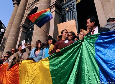 Mexican States Challenge Gay Marriage