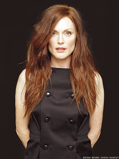 Julianne Moore: A Singular Woman