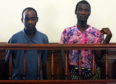 Malawi Couple May Seek Asylum
