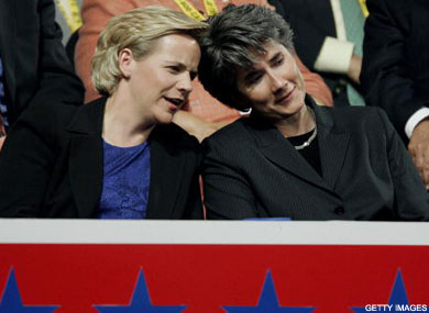 Mary Cheney Pregnant With Second Child