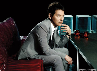 Michael Feinstein: The Piano Man Comes Back