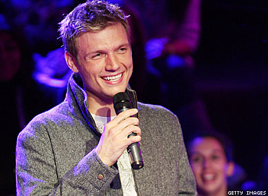 Nick Carter Wants It That Way