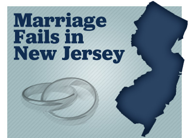 No Marriage Equality for NJ