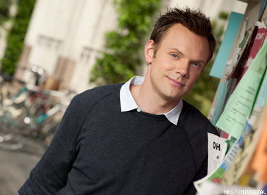 Joel McHale: Hot and Hearty