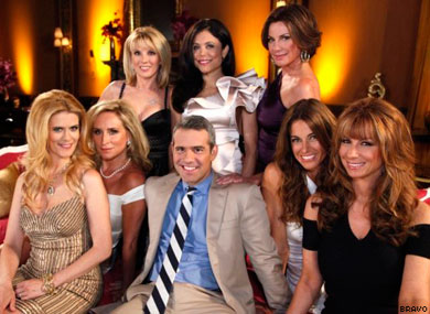 Housewife Jill on the Reunion and  Girls
