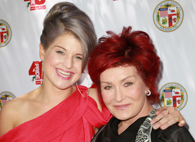 Kelly Osbourne Wants Baby With Gay Friend