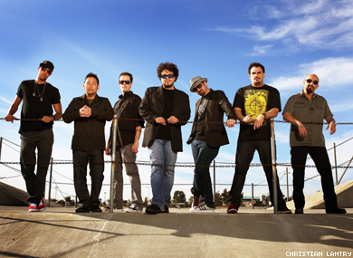 Ozomatli Fires Away for Equality