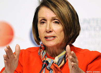 Pelosi Talks ENDA, DADT With Advocates