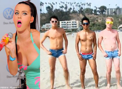 "Katy Perry Loves ""California Gays"""