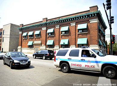 Chicago Police Station Converted to LGBT Senior Home