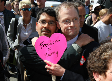 Prop. 8 Ruling Today