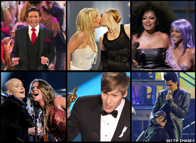 Awards Shows Gone Gay