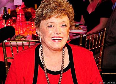 Rue McClanahan Hospitalized