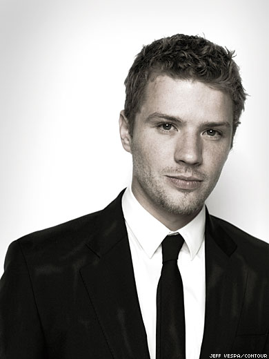 Ryan Phillippe: Cool Intentions