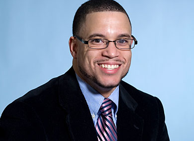 Young Gay Prof Heads NAACP Chapter