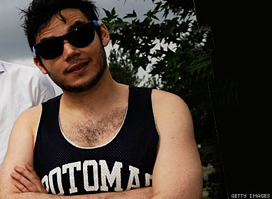 Vampire Weekend Keyboardist Rostam Batmanglij Im Gay