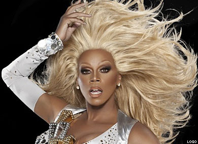 RuPaul Not Glad About GLAAD