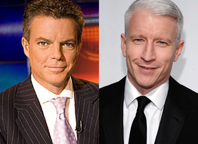 Shepard Smith and Anderson Cooper Are Powerful Gay Men
