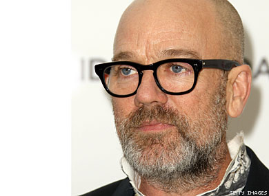 Michael Stipe Is 80% Gay