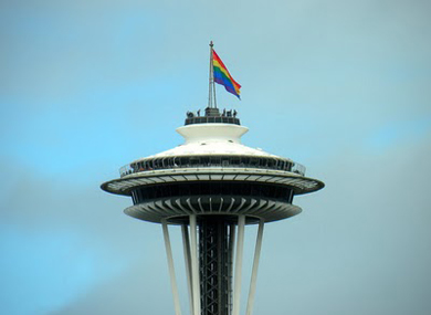 Pride Flies High in Seattle