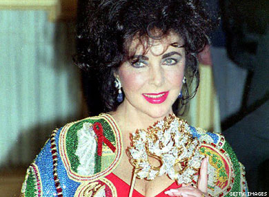 Elizabeth Taylor Street in West Hollywood?