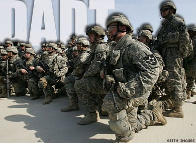 Majority of Troops OK With Gays