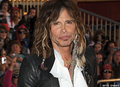 Steven Tyler: Not Fond of Gay Sex